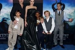 Gia đình Angelina Jolie nhận thêm con nuôi