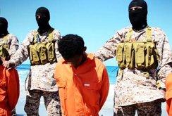 IS bắn, chặt đầu 30 người Cơ đốc giáo tại Libya