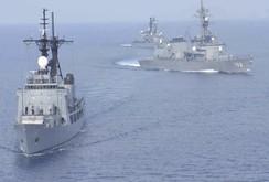 Tàu chiến Nhật Bản có thể ghé Cam Ranh