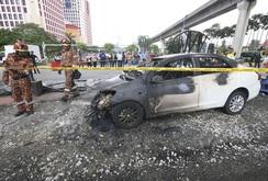 Ném bom đánh ghen, dân tưởng khủng bố!