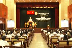 Các hoạt động của Công đoàn TP HCM có sức cổ vũ mạnh mẽ CNLĐ