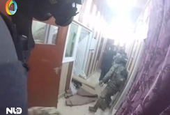 Video đặc nhiệm Mỹ giải cứu 70 con tin trong tay IS