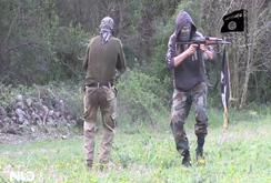 Phiến quân IS được huấn luyện tại Thổ Nhĩ Kỳ