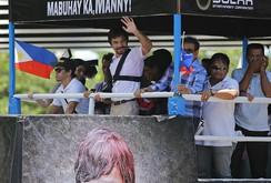 Người dân Phillipines đón võ sĩ Pacquiao trở về như người hùng