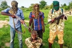 Boko Haram tung video chặt đầu sau khi thề trung thành IS