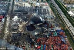 Lại nổ nhà máy như bom ở Trung Quốc