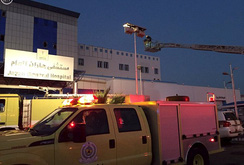 Cháy bệnh viện: 25 người chết, hơn 100 người bị thương