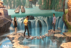 Phóng sự: Sức hấp dẫn của bảo tàng tranh 3D đầu tiên ở TP HCM