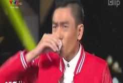 Thí sinh uống nhầm axít trong chương trình Vietnam's Got Talent