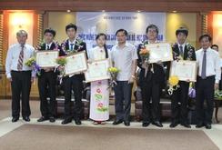 Đoàn Việt Nam để lại ấn tượng lớn tại Olympic Vật lý Quốc tế lần thứ 46