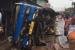 Trạm xăng Ghana phát nổ, hơn 90 người thiệt mạng