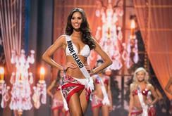 Người đẹp Dominica đăng quang Hoa hậu Hòa bình Quốc tế 2015
