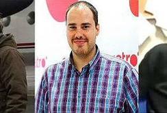 Ba phóng viên Tây Ban Nha mất tích ở Syria