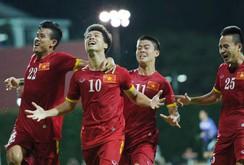 Clip: U23 Việt Nam thắng 4 - 0 trước U23 Đông Timor
