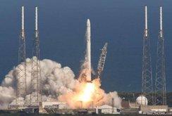 Tên lửa Falcon đưa tàu vũ trụ lên trạm ISS nổ tung sau khi phóng