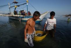 Ngư dân Philippines cầu cứu Liên Hiệp Quốc phản đối Trung Quốc