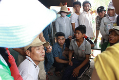 Sau vụ thảm sát ở Bình Phước: Công nhân công ty Quốc Anh được trả lương đầy đủ