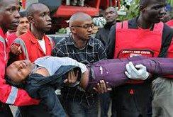 """""""Tắm máu"""" kinh hoàng ở Kenya, 147 người chết"""