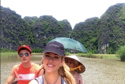 Tân Hoa hậu Miss World từng đến Việt Nam!