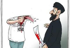 Sau khủng bố, tạp chí Charlie Hebdo vẫn phát hành số mới, lên đến 1 triệu bản