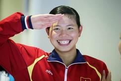 Ánh Viên hy vọng có huy chương ở Giải Vô địch bơi thế giới 2015