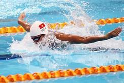 Kình ngư Ánh Viên được tạp chí Swim Swam vinh danh