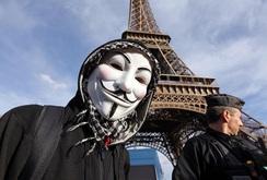 Anonymous triệt phá hơn 20.000 tài khoản liên quan đến IS