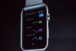 CEO Tim Cook giới thiệu đồng hồ thông minh Apple Watch
