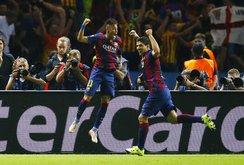Clip CLB Barca thắng Juve 3-1, lên ngôi vô địch Champions League