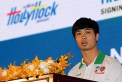 Công Phượng thi đấu cho CLB Mito HollyHock, giá chuyển nhượng 100.000 USD