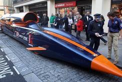 Xe siêu thanh đạt tốc độ hơn 1.600 km/h