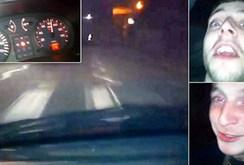 Video: Cái chết kinh hoàng của hai thanh niên chạy xe tốc độ 144 km/h