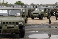 Trung Quốc giúp Campuchia hiện đại hóa quân đội