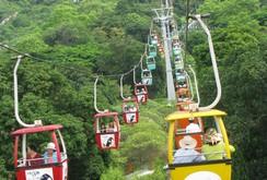 Khởi công xây dựng tuyến cáp treo dài nhất thế giới tại Phú Quốc