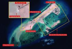 Mỹ công bố video Trung Quốc bồi đắp đảo nhân tạo ở Biển Đông