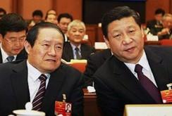 Đã có 38 tướng lĩnh Trung Quốc bị sờ gáy vì tham nhũng