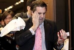 Đại sứ Mỹ tại Hàn Quốc bị tấn công bằng dao lam