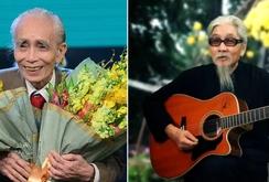 Ghi nhanh: Vĩnh biệt hai cây đại thụ của nền âm nhạc cách mạng