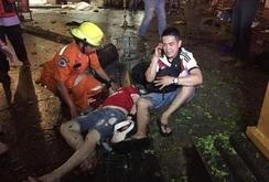 Điều tra người Duy Ngô Nhĩ đánh bom ở Bangkok