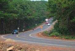 Thông xe Quốc lộ 14 từ Tây Nguyên về TP HCM