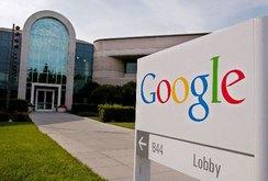 Giá trị Google tăng 65 tỉ USD trong một ngày