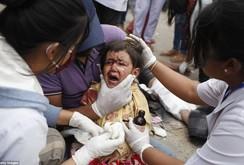 Động đất ở Nepal:  Số người chết có thể lên đến 5.000 người