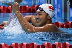 Ánh Viên rực sáng tại giải bơi châu Á tại Thái Lan