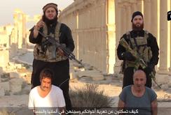 IS tung video đe dọa tấn công Đức và Thủ tướng Merkel