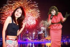 Bản tin giao thừa 31/12: TP HCM bắn pháo hoa, Hà Nội đại nhạc hội chào đón năm 2016