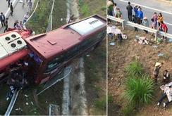 Bản tin NLĐ ngày 21-12: Tai nạn ở cao tốc Hà Nội-Lào Cai, 2 người chết, nhiều người bị thương