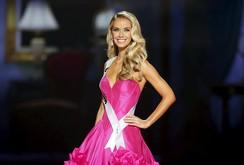 Sắc đẹp Olivia Jordan lên ngôi hoa hậu Mỹ 2015