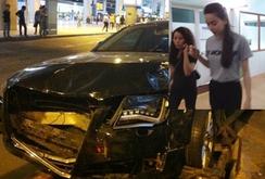 Hồ Ngọc Hà hoảng loạn khi chứng kiến tai nạn ở sân bay