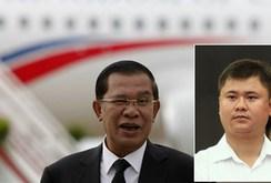 Con trai Thủ tướng Hun Sen làm giám đốc cơ quan tình báo