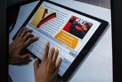 Clip Apple giới thiệu iPad Pro